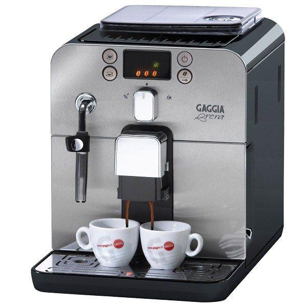 Best espresso machine under 500 - Gaggia Brera Super Automatic Espresso Machine