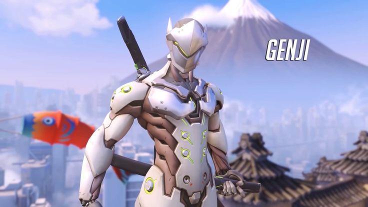 Tổng hợp kỹ năng của 21 tướng trong Overwatch (beta)
