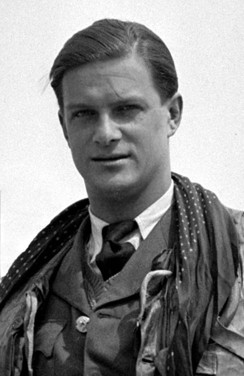 "Witold Łokuciewski ""Tollo"" was a Polish fighter ace of the Polish Air Force in World War II. A member of the No. 303 Polish Fighter Squadron. Born: 2 February 1917, Novocherkassk  Died:17 April 1990, Warsaw"