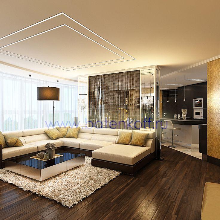 Proiecte de living design interior in casa for Dizain interior