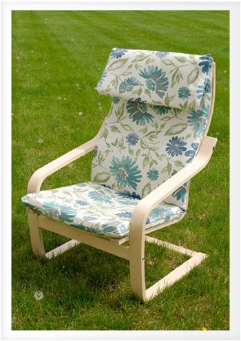 Recover Ikea Poang Chair Do It Yourself Advice Blog This Is A