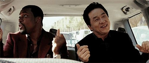 Rush Hour  Song Jackie Chan In Car