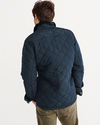 Hombre - Prendas de abrigo | Abercrombie & Fitch