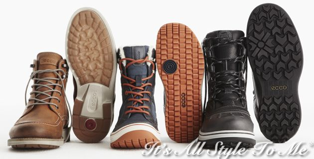 ECCO Fall/Winter 2012 Footwear Collection