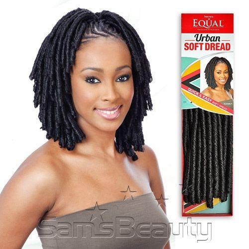 FreeTress Equal Synthetic Hair Braids Urban Soft Dread - SamsBeauty