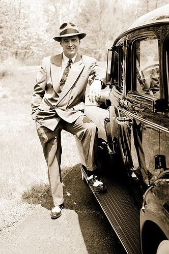 "Benjamin ""Bugsy"" Siegel was a gangster, bootlegger, illegal gambler, an associate of the Gambino crime family, and the founder of the Flamingo Hotel in Las Vegas, Nevada."