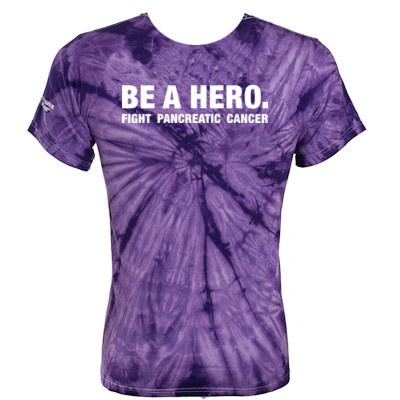 Pancreatic Cancer Awareness month is November