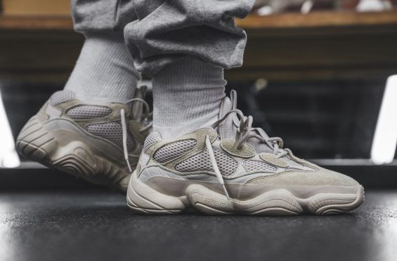 643624138d2f18 Detailed Look At The adidas Yeezy Desert Rat 500 Blush The adidas Yeezy  Desert Rat 500