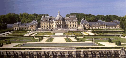 Baroque architecture in france the marriage figaro for English baroque architecture