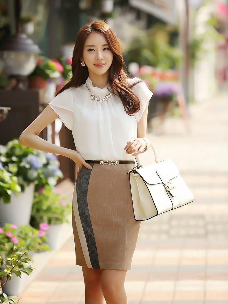 676 best images about sexy asian girls on pinterest - Modelos de faldas de moda ...