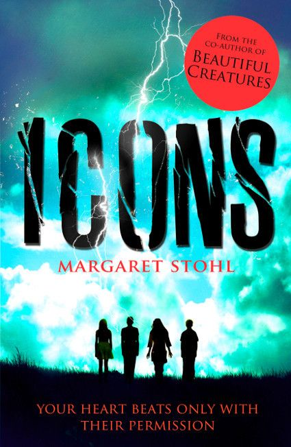 Icons - Margaret Stohl - 9780007520831 - Rotorua Books