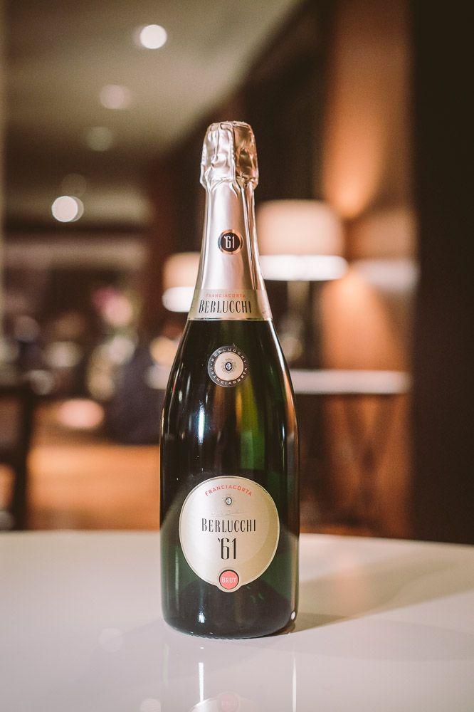 Berlucchi Franciacorta 61 Brut.  Franciacorta Exclusive Italian Sparkling Wine #BerlucchiMood
