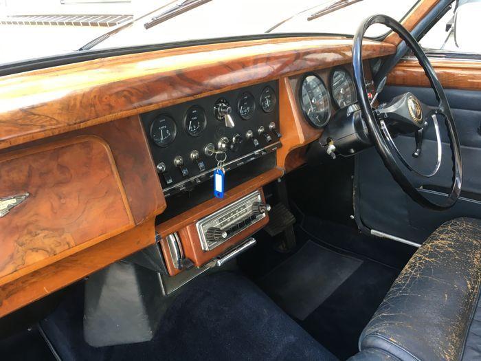 Jaguar Daimler V8  250 1967
