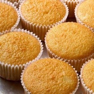 RESEP CUP CAKE SIMPLE