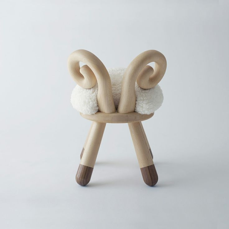 #stoel #schaap #schaapstoel #stoeltje-voor-kinderen