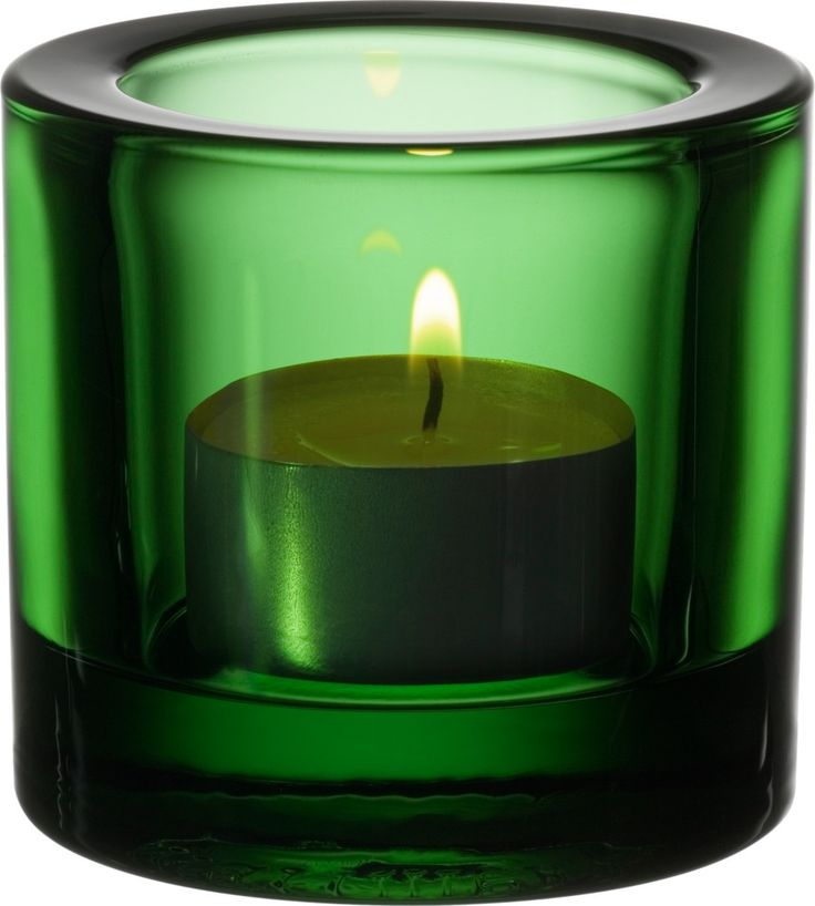 Iittala - Kivi votive green