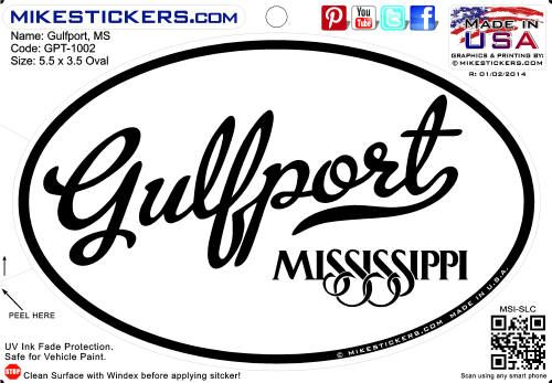 Mike Stickers Gulfport Mississippi Gulfport