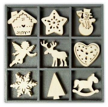 kerstfiguurtjes van hout - Google zoeken