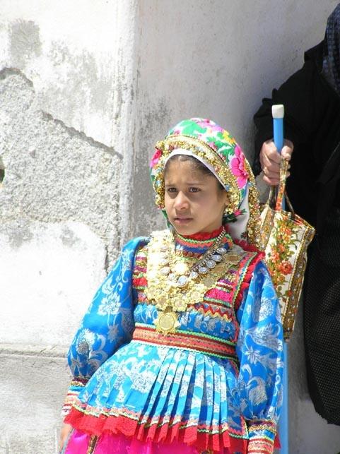 Grieks meisje