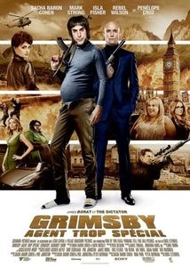 Grimsby film entier complet