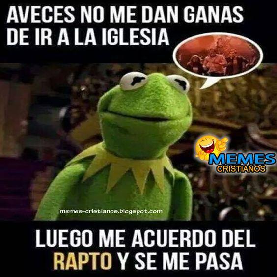 Memes cristianos de la rana A continuación te presentamos una serie de memes cristianos de la rana, los cuales son ideales para que se puedan compartir por medio de las redes sociales y así lograr …