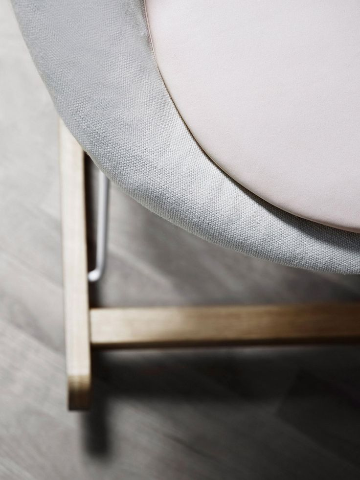 "Copenhagen-based Anker Bak recently gave the classic rocking chair a modern Danish makeover for the iconic brand, Carl Hansen & Son.  Fusing elegant minimalism, natural materials and the tradition of exquisite craftsmanship, the result is a comfortable, beautiful piece that will complement any home.  Remarked Bak, ""Form and function are equally important, and I always place strong emphasis on the construction – here, Hans J. Wegner has been the best possible teacher and source of…"