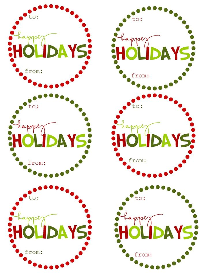 Best 25+ Printable christmas gift tags ideas on Pinterest - christmas gift card templates free