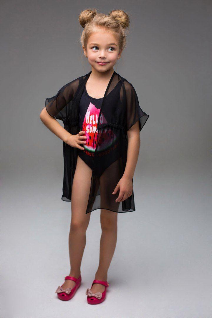 Iamspecialru   Cute Little Girl Dresses, Kids Swimwear -9134