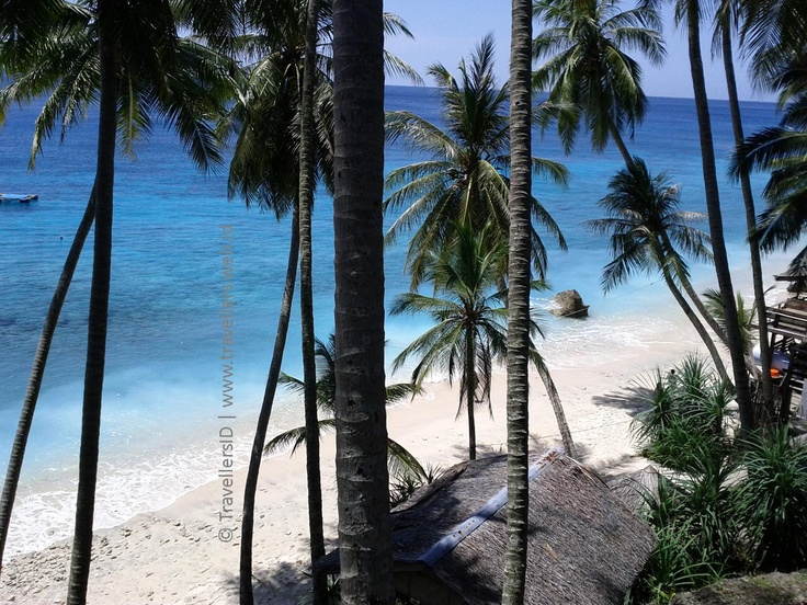 Pantai Sumur Tiga, Sabang, Aceh, Indonesia   #WonderfulIndonesia