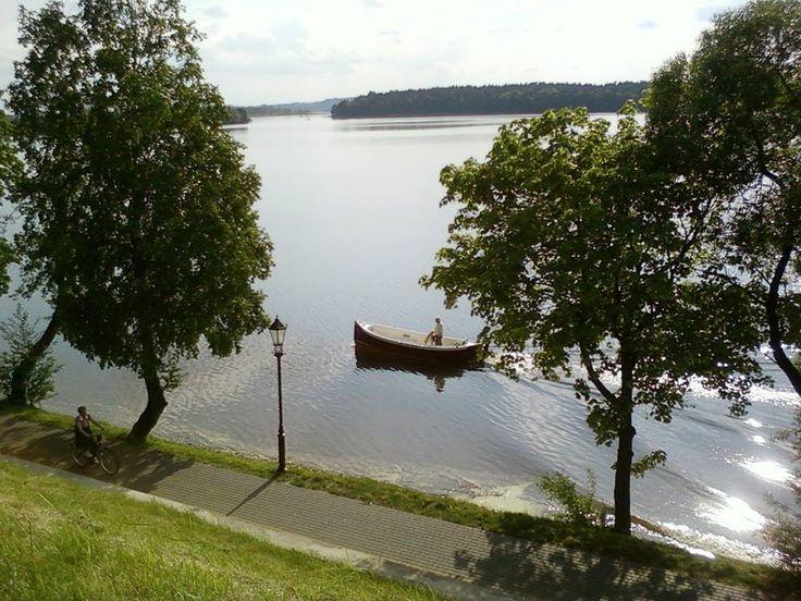 Jezioro Ełckie  Autor Aneta Aneta