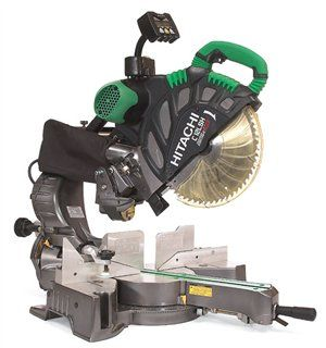 Tool Test - 12-in Sliding Compound Miter Saws - Popular Woodworking Magazine