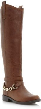 Head Over Heels Tempah snaffle det hi leg boots on shopstyle.co.uk