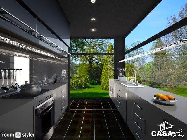 Panoramic Kitchen (Kitchen)