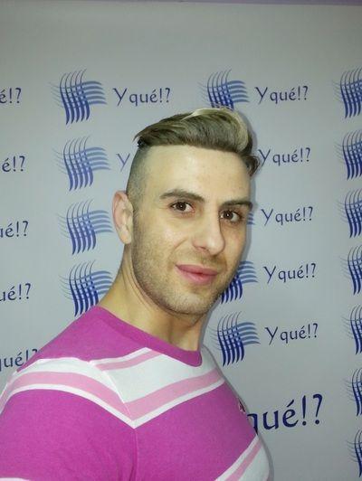 Gerente Yqué!? prótesis capilares www.yque.com.es