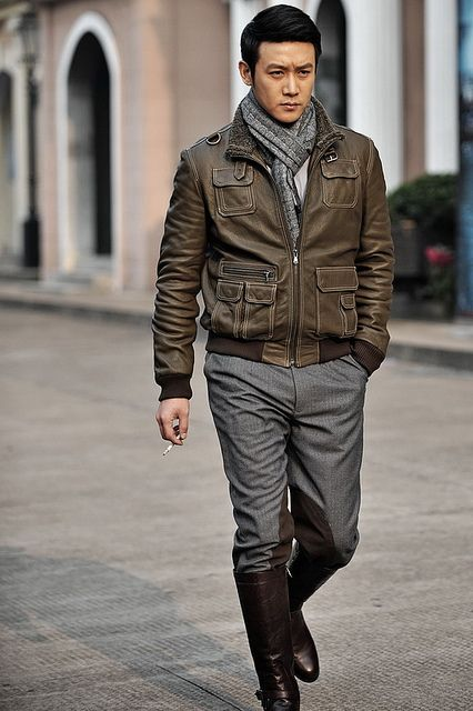 17 Best Images About Men Boots Outfits 2014 2015 On Pinterest Trousers Ann Demeulemeester And