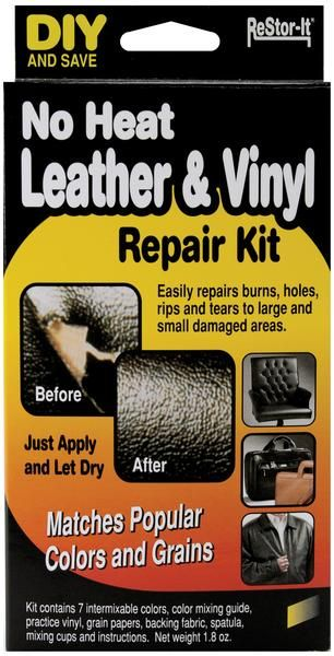 Leather & Vinyl Repair Kit-