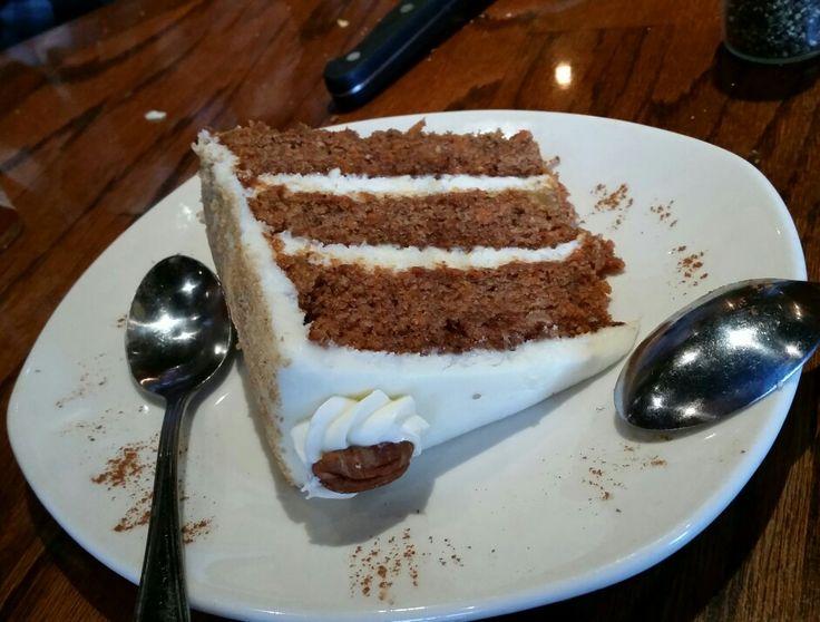 Carrot cake: