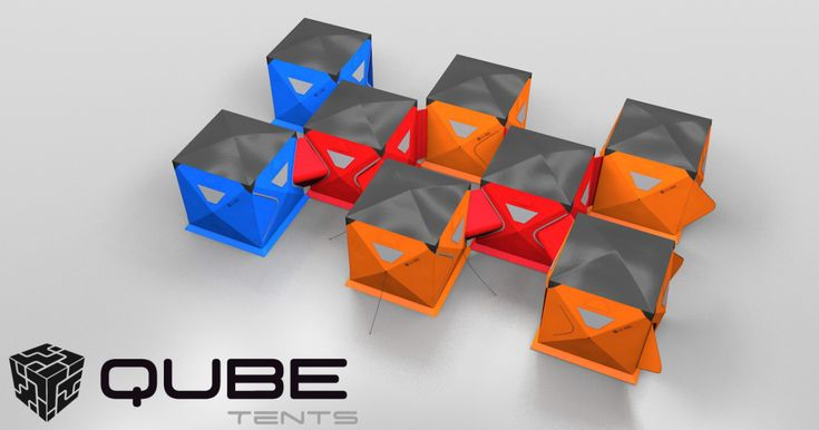 Connect anytime anywhere with Qube a range of quick pitch tents that connect together | Crowdfunding is a democratic way to support the fundraising needs of your community. Make a contribution today!