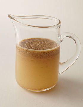 《スゴだれ》 by ミツカン [クックパッド]  材料 (約1カップ分) ・酢1/3カップ ・みりん1/3カップ強 ・塩小さじ1と1/2 ・ごま油小さじ1/2 ・白すりごま ・大さじ1と1/2 ◎最初にみりんを煮切って使う http://cookpad.com/recipe/1111352
