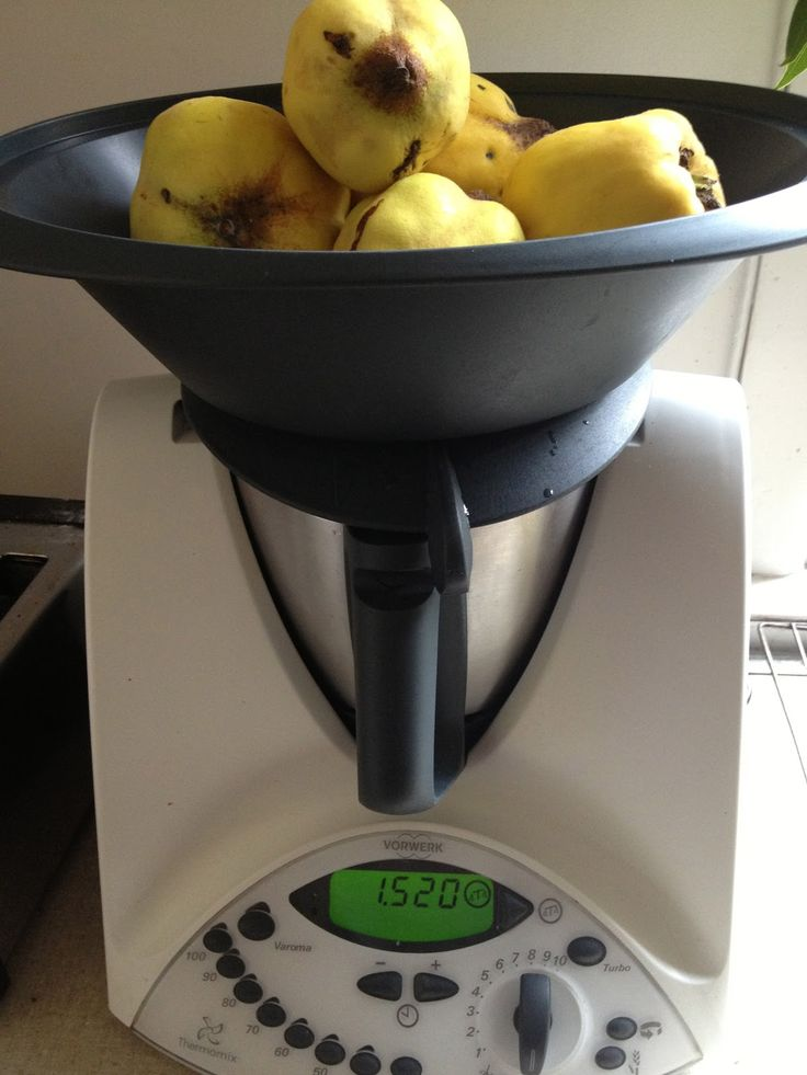 Last year when I got my Thermomix, I couldn't wait to try making quince paste in it. The thought of making quince paste without having to st...