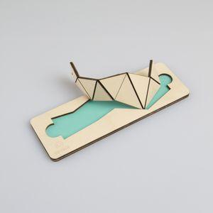 Bracciale in legno - Wood bracelet www.ofeliatuttotorna.com