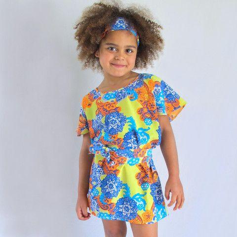 little girls heaven - Slip Dress - lace - SD4