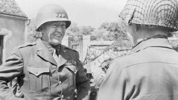 the legendary of general patton during the second world war Unlike most editing & proofreading services, we edit for everything: grammar, spelling, punctuation, idea flow, sentence structure, & more get started now.