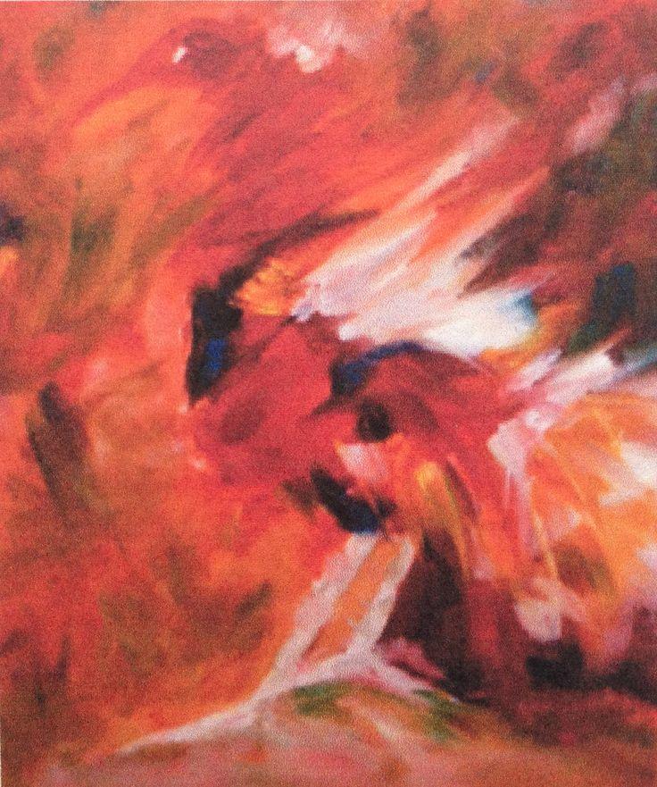 acrylic. 2004.