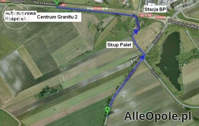 Kostka Granitowa oraz inne wyroby z granitu Punkt sprzedaży w Opolu (Opole)