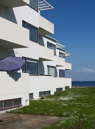 arne jacobsen, bellavista housing, 1931-1934