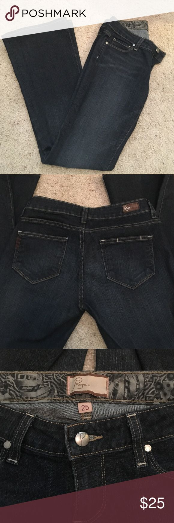 Paige jeans. Size 25. Bell bottoms Worn once Paige jeans. Size 25 bell bottoms. Paige Jeans Jeans Flare & Wide Leg
