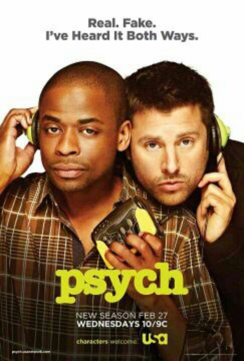 Psych is an utterly delightful crime comedy/drama. Yes, it's as silly as it looks. Yet it's one of those things which you begin because it's lighthearted and fun, but remember because, before you realize what happened, it mattered. Plus, it has possibly the most satisfying final episode I have ever seen!