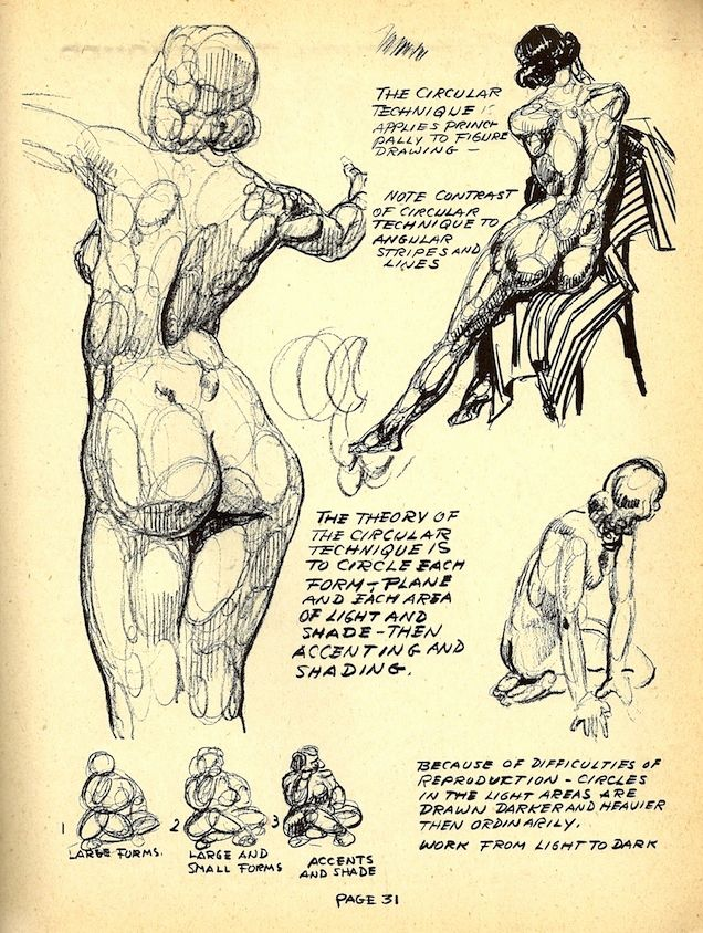 Figure Drawing Tutorial Pdf