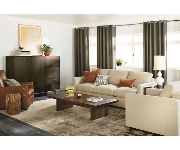 Max Chair Sofa I Like This Layout With And Two Chairs One